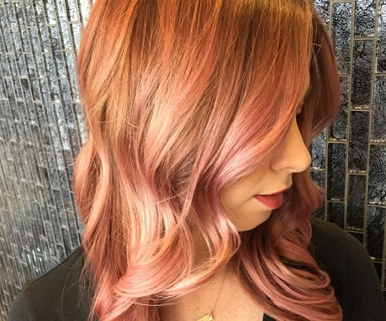 rose-gold-hair-color